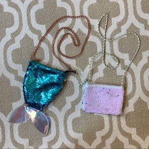 ✴️4/$15 Olivia Miller & Crewcuts purse bundle